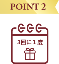 point2。プレゼント